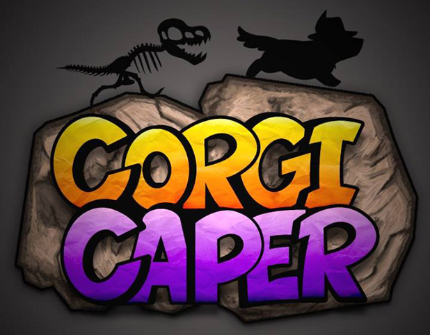 Corgi Caper Logo