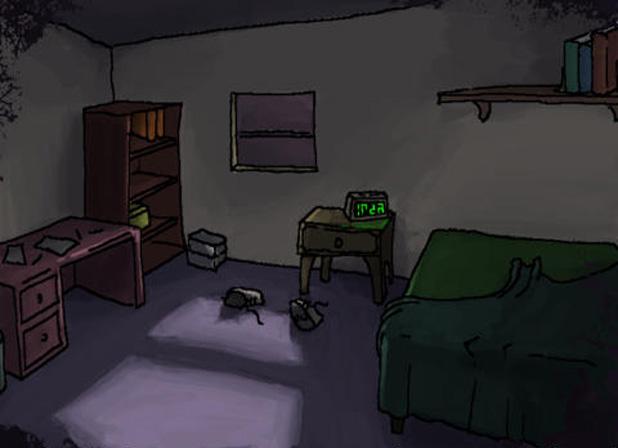 Nightmarry Screenshot
