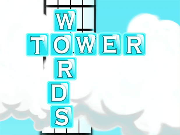 Tower-Words Main Screen